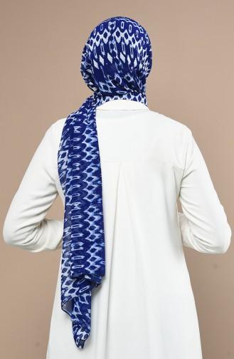 Châle Bleu 54225-01