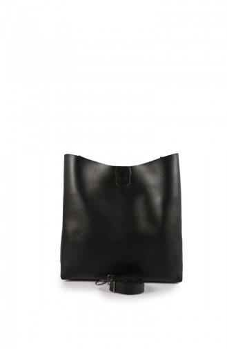 Black Shoulder Bag 30Z-01