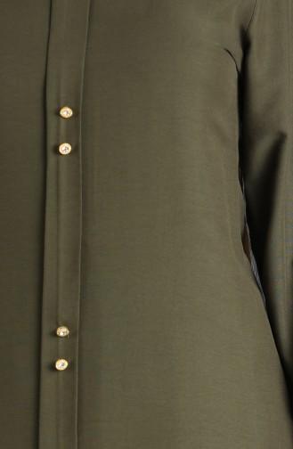 Khaki Anzüge 3046-08