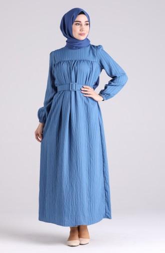 Indigo Hijap Kleider 0051-05