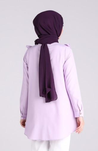 Light Lilac Tunic 1447-06