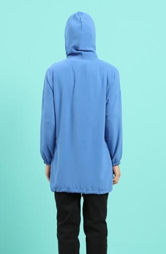 Blau Tunikas 5736-06