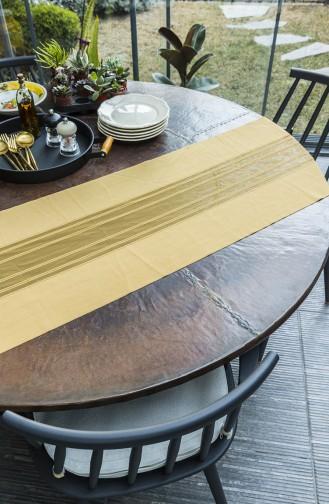 منسوجات منزلية أصفر خردل 3129