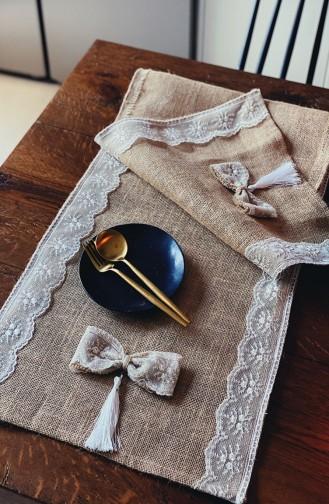 Textile de Maison Blanc 3133