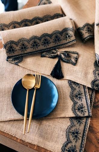 Black Home Textile 3139