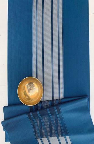 Textile de Maison Bleu parlement 241