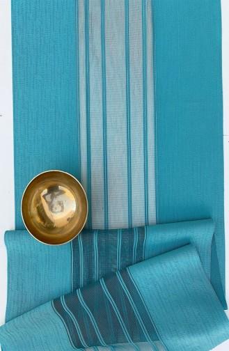 Textile de Maison Pétrole 336