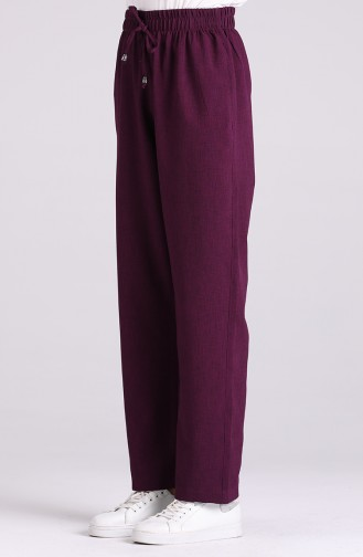 Dark Damsons Pants 0181-04