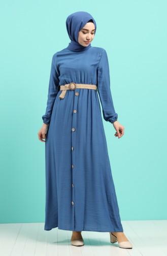 Indigo Hijap Kleider 0029-04