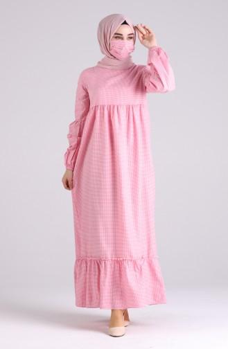 Robe Hijab Rose 1401-06