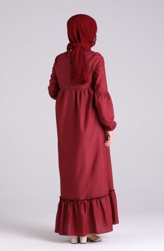 Robe Hijab Bleu Marine 1401-07