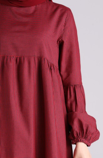 Navy Blue Dress 1401-07