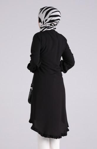 Tunique Noir 1217-04