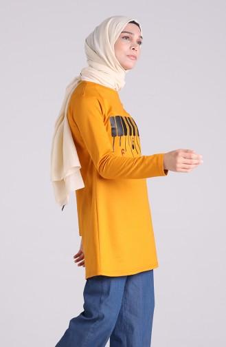 Mustard Tunic 3047-13