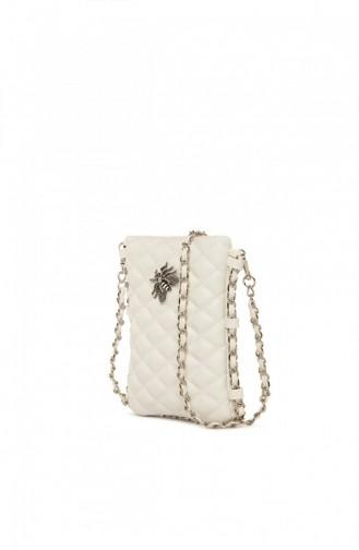 White Shoulder Bag 8682166058945
