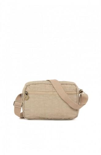 Cream Shoulder Bag 8682166058389
