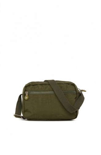 Khaki Shoulder Bag 8682166058372