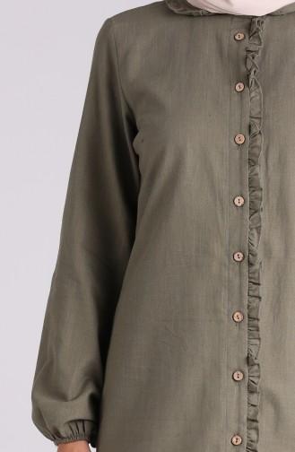 قميص كاكي 6129-05