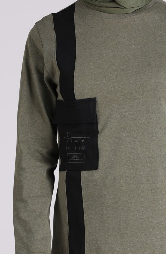 Khaki Anzüge 1035-02