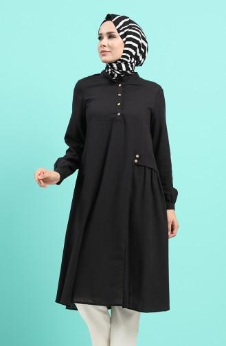 Black Tunic 4313-09