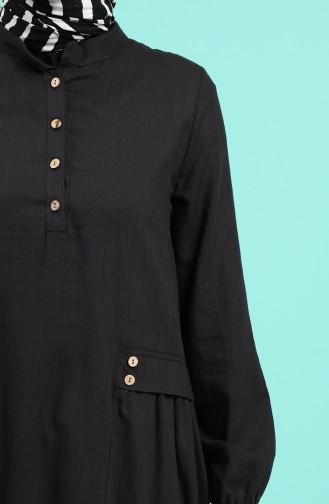 Tunique Noir 4313-09