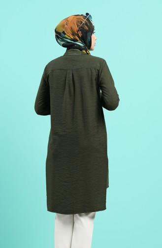 Green Tunic 12001-06