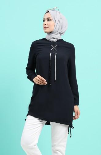 Tunique Noir 12088-04