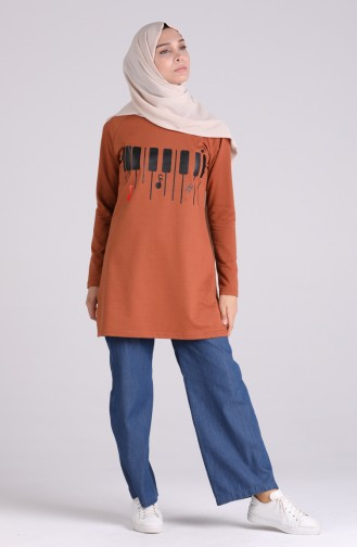 Tunique Camel 3047-12
