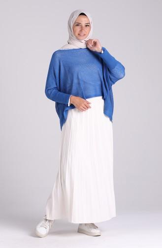 Saxon blue Blouse 1093-04