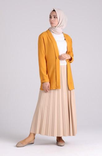 Mustard Jacket 8000-01