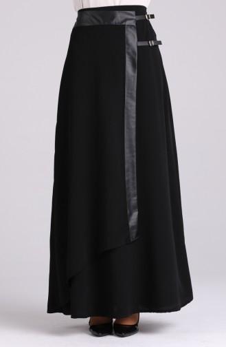 Jupe Noir 6477-05