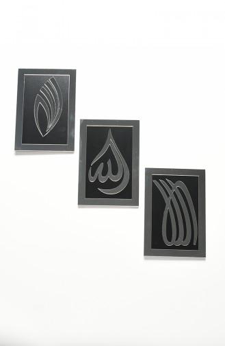 Household Accessories أسود 02003SG-03