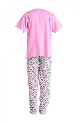 Pyjama Rose 1501A-04