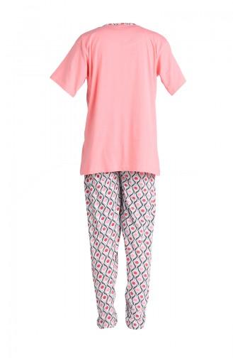 Pyjama Saumon 1501A-05