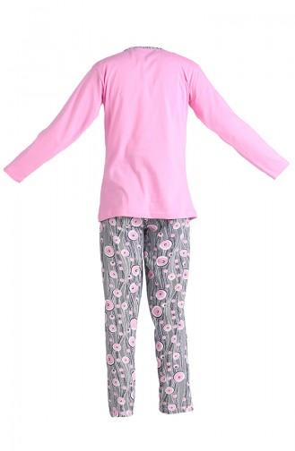 Rosa Pyjama 2650-02