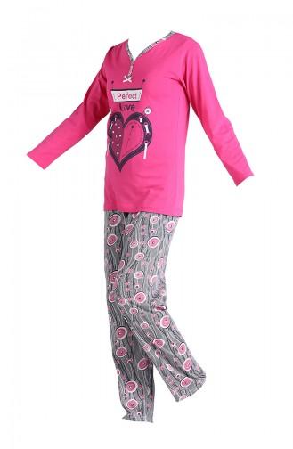 Fuchsia Pyjama 2650-03