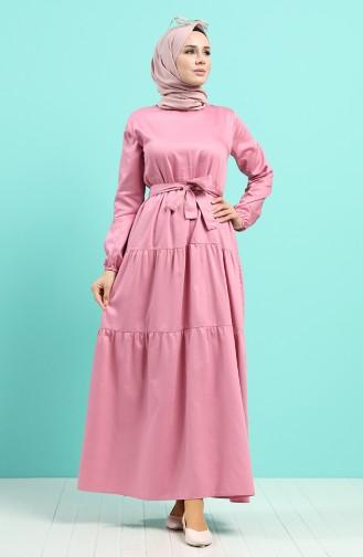 Dusty Rose Dress 4639-01