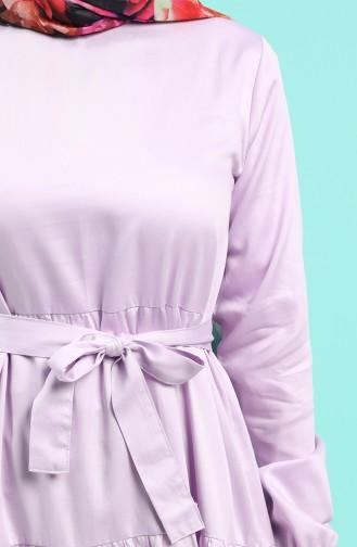 Robe Hijab Lila 4639-02
