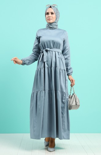 Dark Turquoise Dress 4639-03