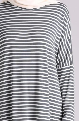 Robe Hijab Noir 8077-02