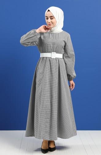Robe Hijab Noir 2062-05