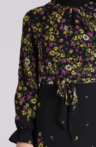 Robe Hijab Noir 60168-01