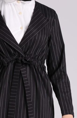 Trench Coat Noir 5317-04