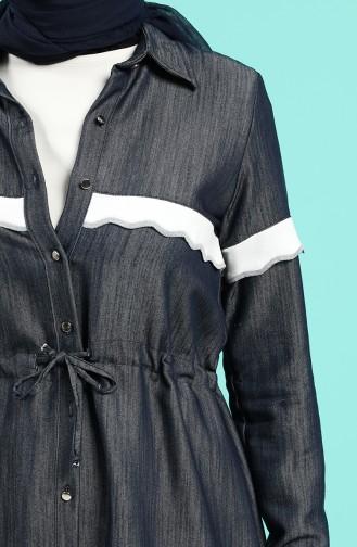 Tunique Bleu Marine 1439-02