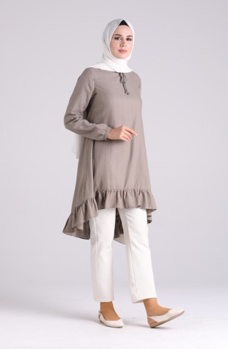 Dark mink Tunic 0031-01