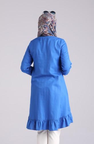 Saks-Blau Tunikas 0031-02