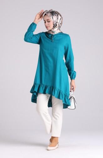 Oil Blue Tuniek 0033-01