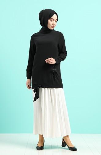 Blouse Noir 12106-06