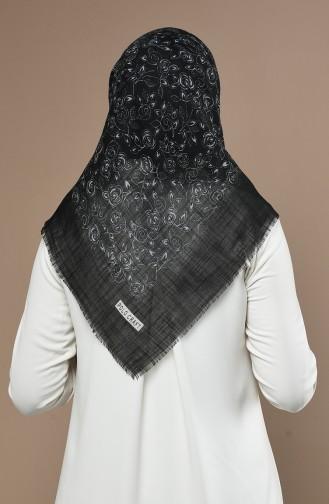 Schwarz Kopftuch 90647-14
