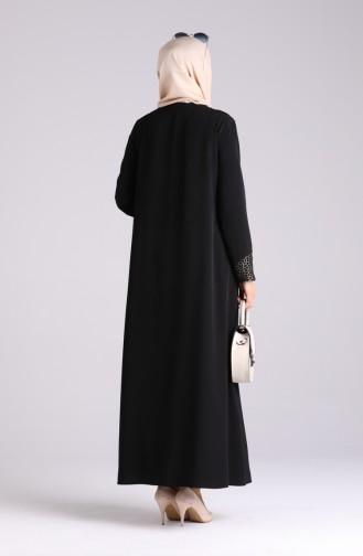 Abayas Noir 1088-01